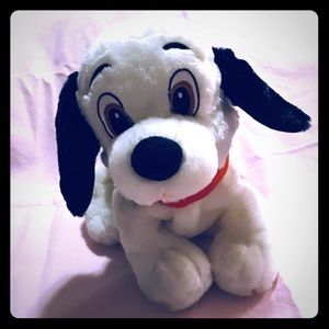Other - Sold!! Disney 101 Dalmatians Lucky Plush